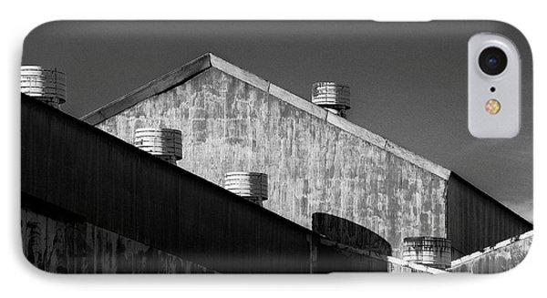 Industrial Island 2 IPhone Case by Donald Schwartz