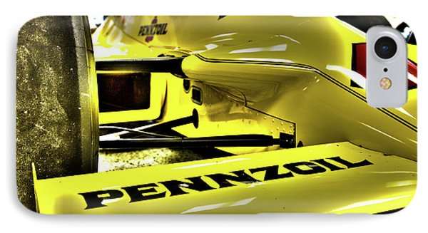 Indy Race Car Museum Pennzoil IPhone Case by ELITE IMAGE photography By Chad McDermott