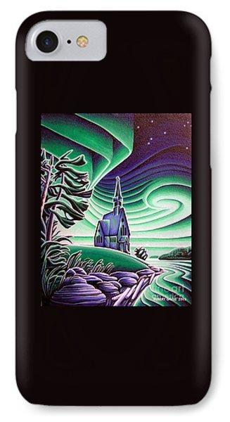 Infant Jesus Church, Longlac, Ontario IPhone Case