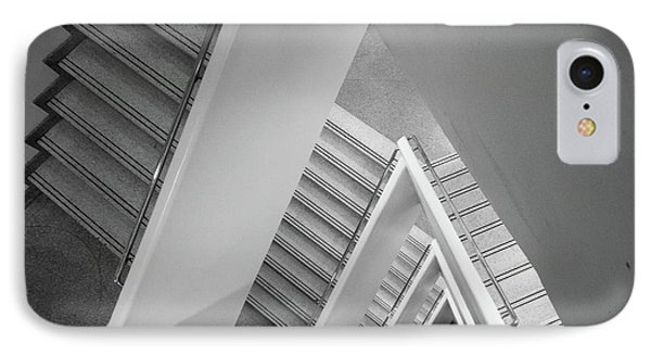 Infinite Stairs IPhone Case