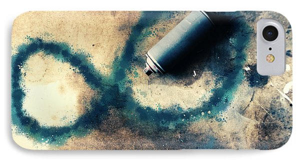 Infinity And Forever  IPhone Case by Jorgo Photography - Wall Art Gallery