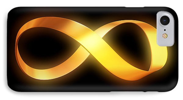 Infinity IPhone Case by Pasieka