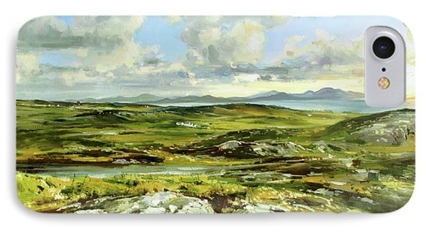 Inishowen Penninsula IPhone Case by Conor McGuire