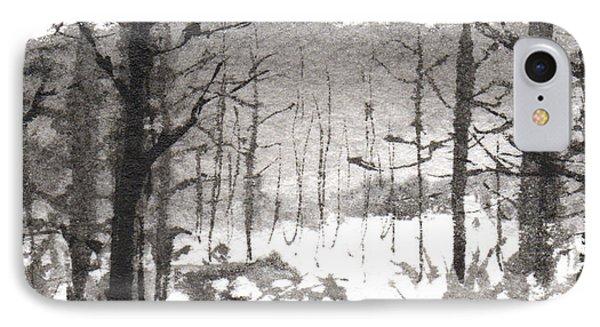 Ink Landscape 1 IPhone Case