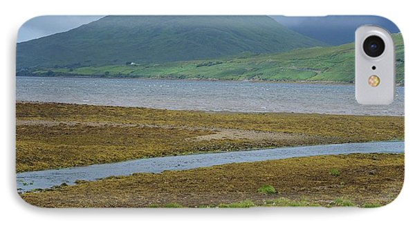 Inland Shores Of Aasleagh IPhone Case by Matt MacMillan