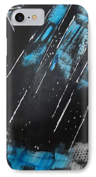 IPhone Case featuring the painting Inner Flight by Sharyn Winters
