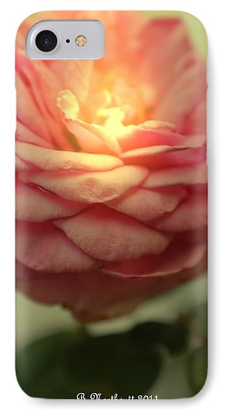 Inner Glow IPhone Case by Betty Northcutt