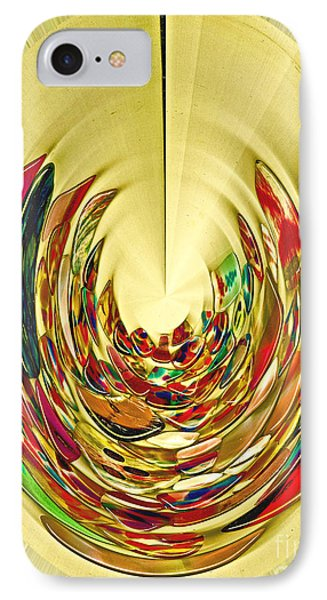 IPhone 7 Case featuring the photograph Inner Peace by Nareeta Martin