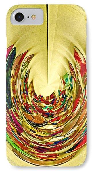 Inner Peace IPhone Case by Nareeta Martin