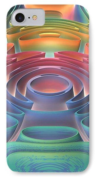 IPhone Case featuring the digital art Inner Sanctum by Lyle Hatch