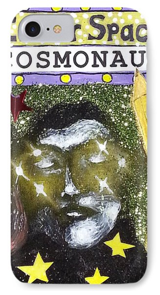 Aceo - Inner Space Cosmonaut IPhone Case
