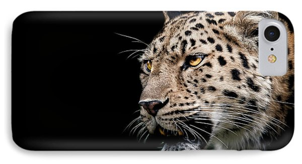 Inner Strength  IPhone Case by Paul Neville
