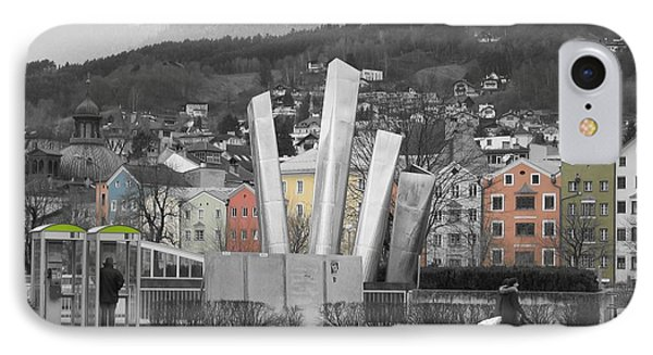 Innsbruck Art IPhone Case