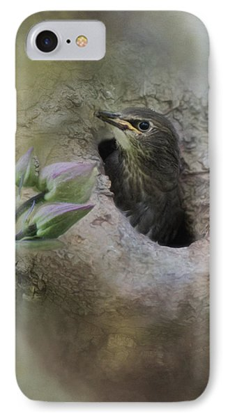 Inquisitive IPhone Case by Robin-Lee Vieira