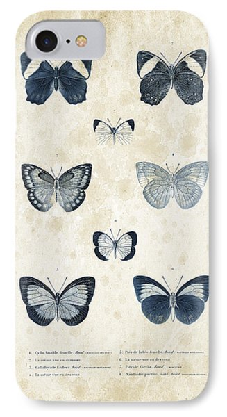 Insects - 1832 - 02 IPhone Case by Aged Pixel