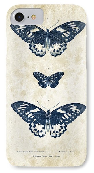 Insects - 1832 - 04 IPhone Case by Aged Pixel