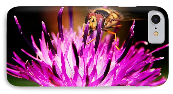 Insects Up Close Phone Case by Chris Smith