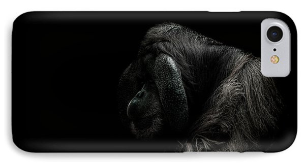 Insecurity IPhone Case by Paul Neville