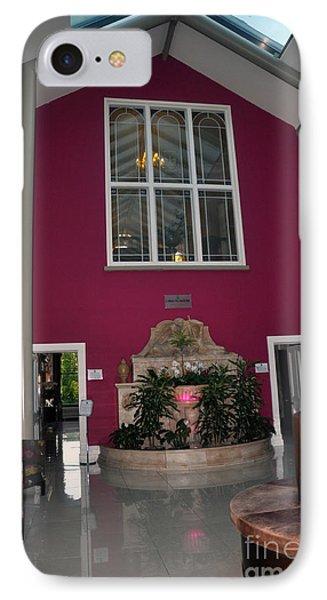 Inside Entry Lyrath Estate Hotel IPhone Case