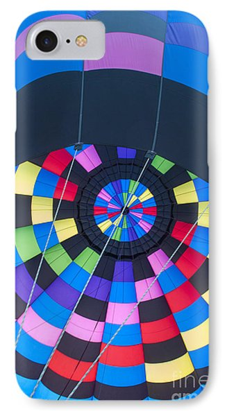 Inside The Balloon IPhone Case by Juli Scalzi