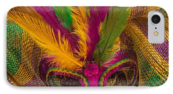IPhone Case featuring the photograph Inside The Masquerade by Julie Andel