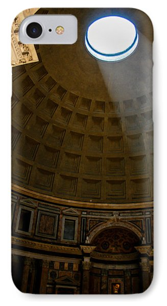 Inside The Pantheon IPhone Case