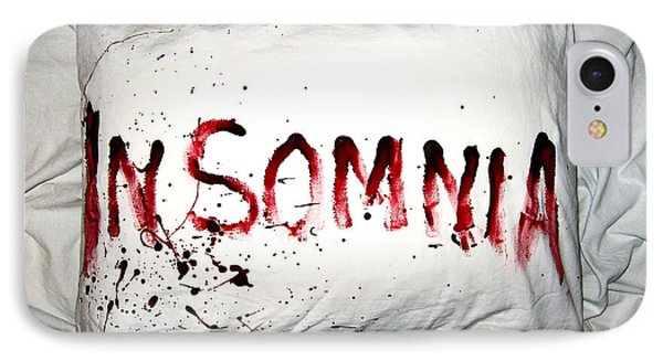 Insomnia IPhone Case by Nicklas Gustafsson