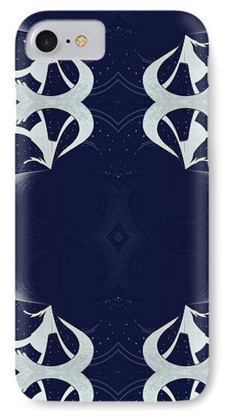 IPhone Case featuring the digital art Inspirational Art Design  by Sheila Mcdonald