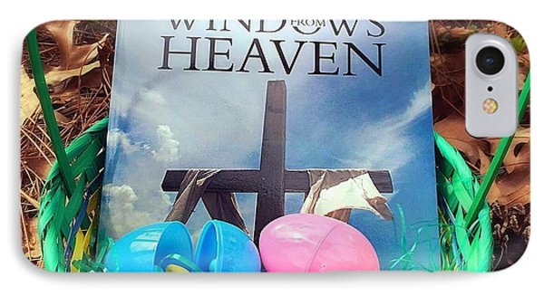lnspirational Book Windows From Heaven IPhone Case