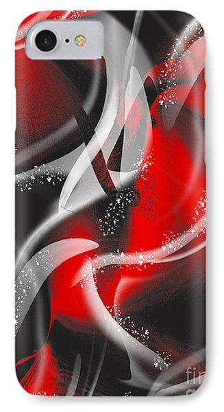 Devotion IPhone Case by Yul Olaivar