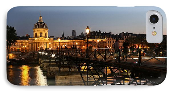 IPhone Case featuring the photograph Institute Of France by Andrew Fare