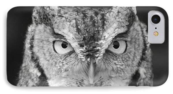 IPhone Case featuring the photograph Intense Stare by Richard Bryce and Family