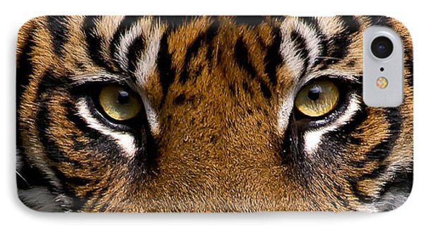 IPhone Case featuring the photograph Intensity by Cheri McEachin
