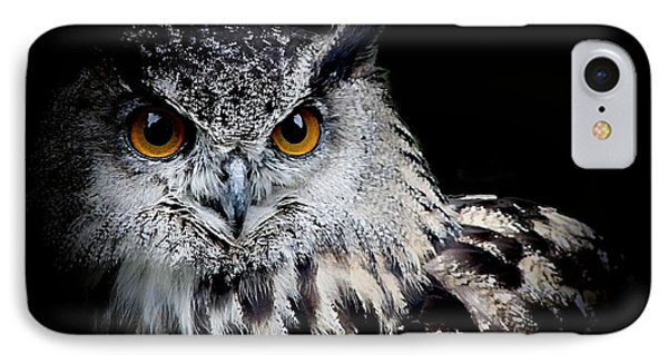 Intensity IPhone Case by Clare Bevan