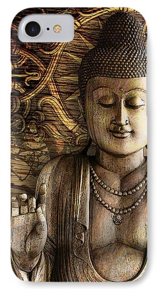 Intentional Bliss IPhone Case by Christopher Beikmann