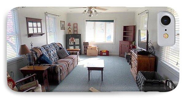 Interior Living Room IPhone Case