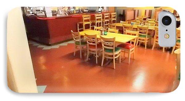 Interior Restaurant IPhone Case