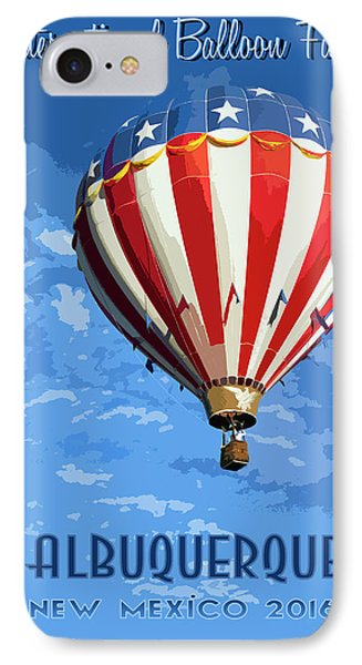 International Balloon Fiesta IPhone Case