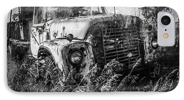 IPhone Case featuring the photograph International Harvester by Jim Vance