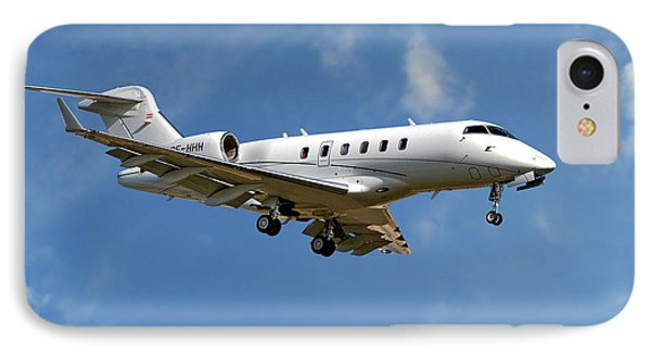 Jet iPhone 7 Case - International Jet Management by Smart Aviation