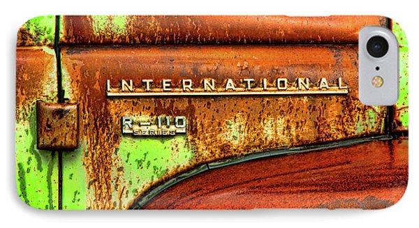International Mcintosh  Horz IPhone Case by Jeffrey Jensen