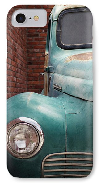 IPhone Case featuring the photograph International Truck 1 by Heidi Hermes