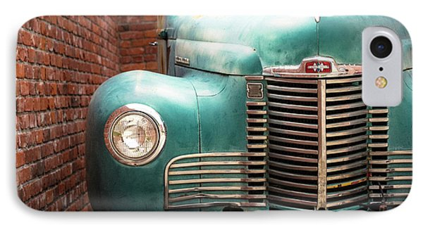 IPhone Case featuring the photograph International Truck 2 by Heidi Hermes