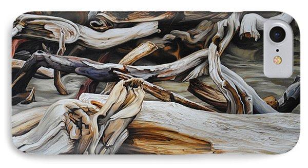 Intertwined Phone Case by Chris Steinken