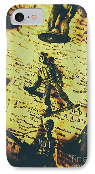 Interventionism IPhone Case