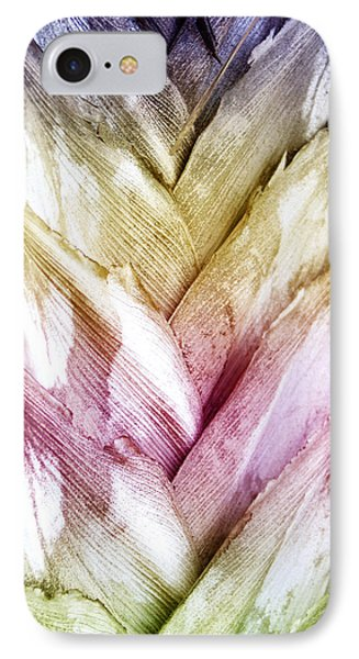 Interwoven Hues Phone Case by Holly Kempe
