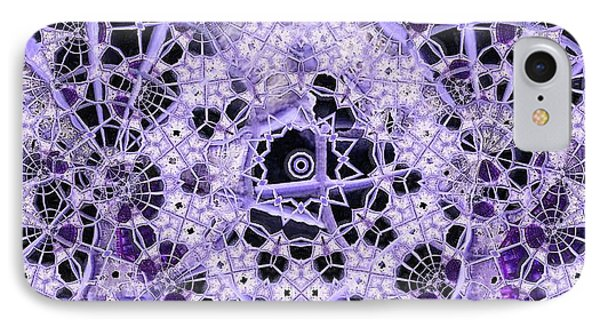 IPhone Case featuring the digital art Interwoven by Ron Bissett