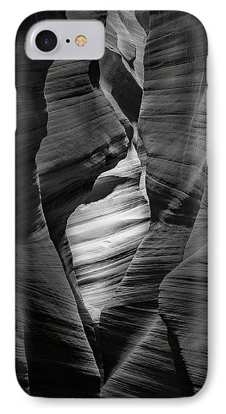 Into The Depths IPhone Case by Jon Glaser
