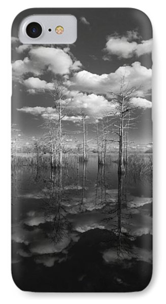 Into The Everglades Phone Case by Debra and Dave Vanderlaan