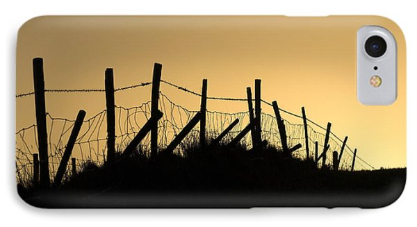 Into The Light IPhone Case by Hazy Apple